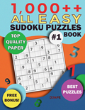 All EASY Sudoku Puzzles Book