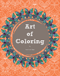 Art of Coloring book