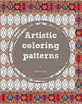 Artistic Coloring Patterns book for Adults