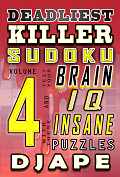 Deadliest Killer Sudoku, volume 4