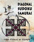 Diagonal Samurai Sudoku X