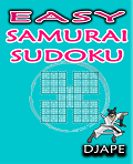 Easy Samurai Sudoku book