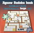 Jigsaw Sudoku Book Large Font