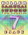 Samurai Killer Sudoku book, volume 7