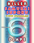 Killer Samurai Sudoku, volume 6