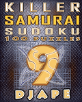 Killer Samurai Sudoku, volume 9