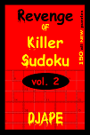 Revenge of Killer Sudoku volume 2