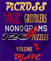 Picross , Hanjie , Griddlers , Nonograms , volume 2