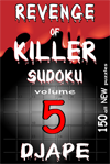 Revenge of Killer Su doku, volume 5