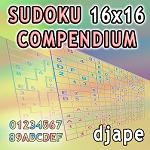 Sudoku 16x16 Compendium