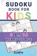 Sudoku Book for Kids