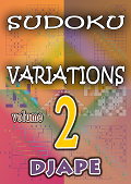 Sudoku Variations volume 2