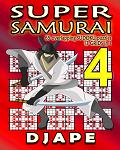 Super Samurai Sudoku, volume 4, 111 puzzles
