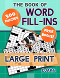 The Book of Word Fill Ins