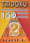 Tridoku Triangular Sudoku volume 2